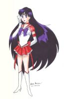 Eternal Sailor Mars by aoi-ryu