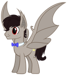 11th Doctor Whooves Bat by Magister39