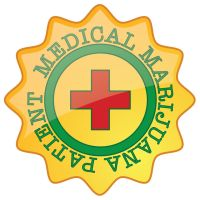 Medical Marijuana Badge by EmmaL27