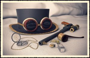 Gear of a Gentleman by sadypisten