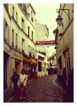 Montmartre Morning by joey-the-flying-fish