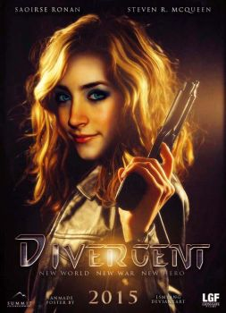 Divergent by lsmyang