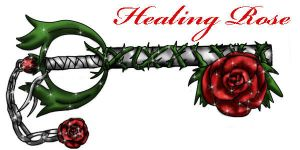 Healing rose by Brettdagirl