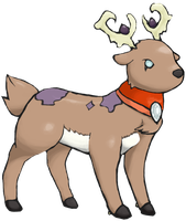 Fakemon, Moonremia by francy980