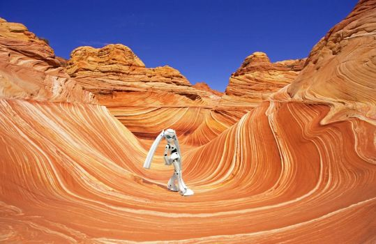 Drossel Visits Vermilion Cliffs by diving-in-the-depths