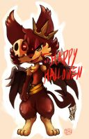 Happy Hallowen by Sherlu