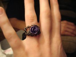 Rose Ring No. 1 by CharpelDesign