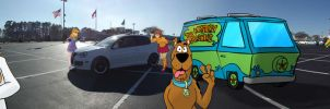 Mysterious Pit Stops by ScoobyKun