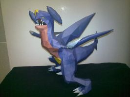 Garchomp 2 by kyogre92