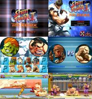 Super Street Fighter 2 Turbo by anubis55