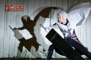 Allen Walker :: Shadow Marionette by Allenisya