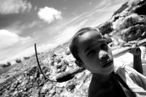 Life in the Dump by hersley