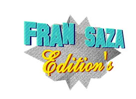 Fran Saza Edition's by PaolaM