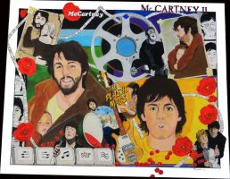 The Two McCartneys by rori77