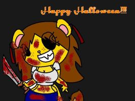 Happy Halloween!!! by liliththelion