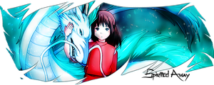 Signature :  Spirited Away by Yoshino78