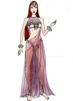 GOW Aphrodite PG-13 costume by Selinelle