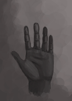 Hand by Sinkevic
