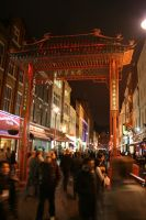 China Town, London by Rovis2