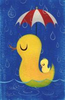 Staying Dry by pumml