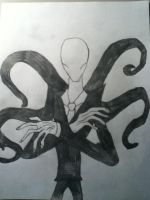 Slenderman Picture by JessicaBane501
