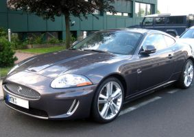 Jaguar XKR Exotic Grand Tourer by toyonda