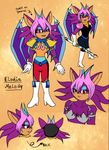 Elodia Melody Reference by Crystal-Dream