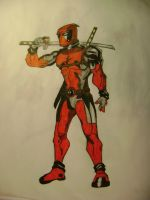 Deadpool stand by MentosMan