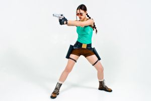 Lara Croft CLASSIC render 8 by TanyaCroft