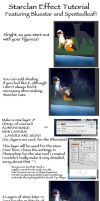 Tutorial 2: Starclan Effect by RiverSpirit456