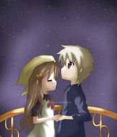 Hetalia: Under the Night Sky by riomaiko