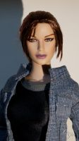 Custom Tomb Raider AOD jean by Laragwen