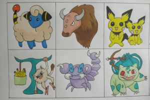 Pokemon constellation 1 by twinkelsparky1