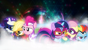 Power Fillies [Collab with RDbrony16] by Game-BeatX14