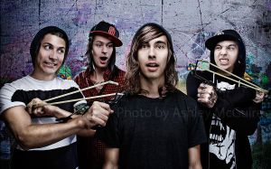 Pierce The Veil by laracroft