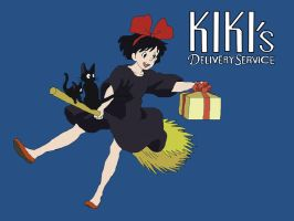 Kiki's Delivery Service by Little-Miss-Helena
