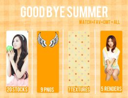 [CLOSE][Resources pack] Goodbye Summer by pullhwang