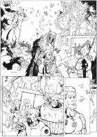 Thunderbolts 152, page 4 FAN by MarcoCalosci
