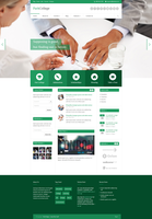 ParkCollege - Education Responsive HTML Template by DarkStaLkeRR