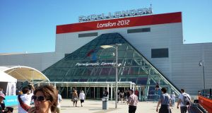 ExCeL during London 2012 by ggeudraco