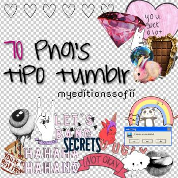 Png's Tipo Tumblr by myeditionssofii