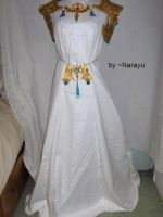 zelda dress construction by Narayu