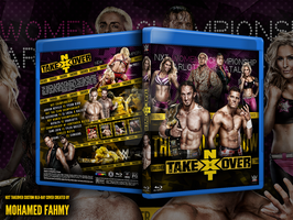 NXT Takeover Blu-ray Cover by Mohamed-Fahmy