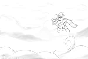 Aerial Reconnaissance by HalflingPony