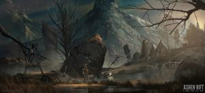 Ashen Rift - Farmland 01 Comp 02 by ned-rogers