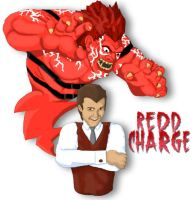 Redd Charge by PaulOoshun