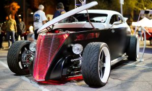 hot rod night by SurfaceNick