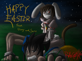 .:Happy Easter:. by RageVX