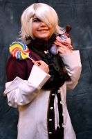 The Happy Mad Hatter by JoiFuLStudios