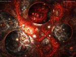 Alien Infection VII by psion005